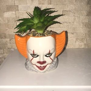 IT Pennywise and Jason Voorhees artificial plant